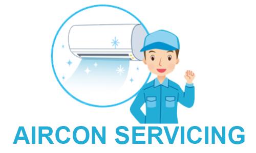 We Reward Referral for Air-con Servicing Contract